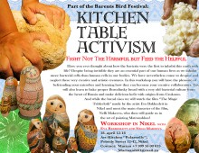 Kitchen Table Activism – Nikel, Russia