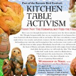 Kitchen Table Activism