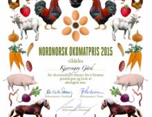 Organic Producer Award