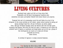 Living Cultures Workshop